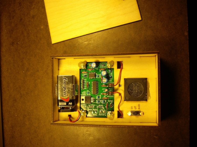 A picture of the Beginner's Box
