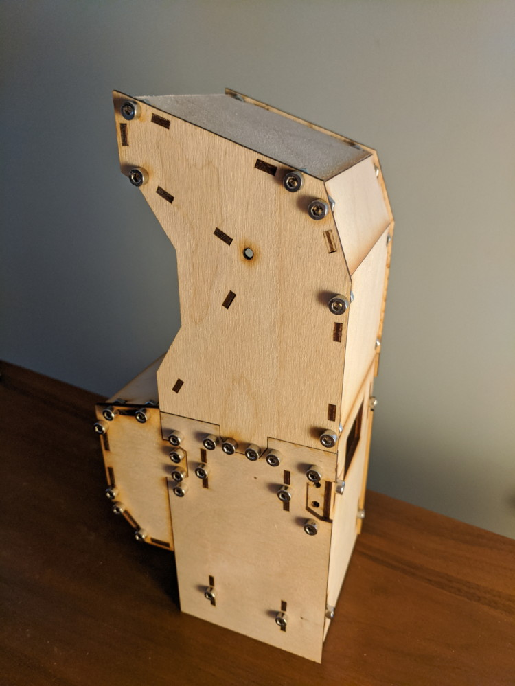 A picture of the Modular Arcade Cabinet